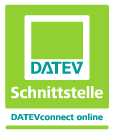 Import receipts with a click of the mouse into DATEV Unternehmen Online