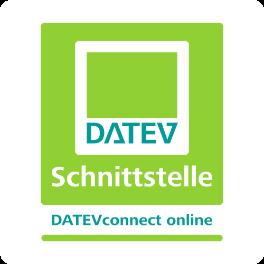DATEVconect online logo
