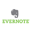 Automatically export receipts into Evernote