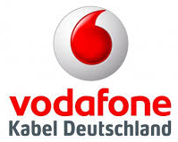 Vodafone Kabel Deutschland logo