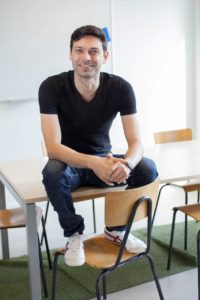 Ali Niknam, Gründer und CEO von bunq,