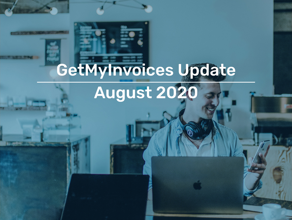 GetMyInvoices Update August 2020