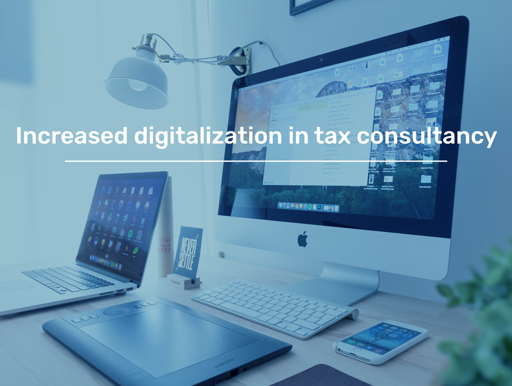 Increased digitalization in tax consultancy – food for thought
