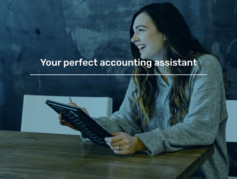 Your perfect accounting assistant